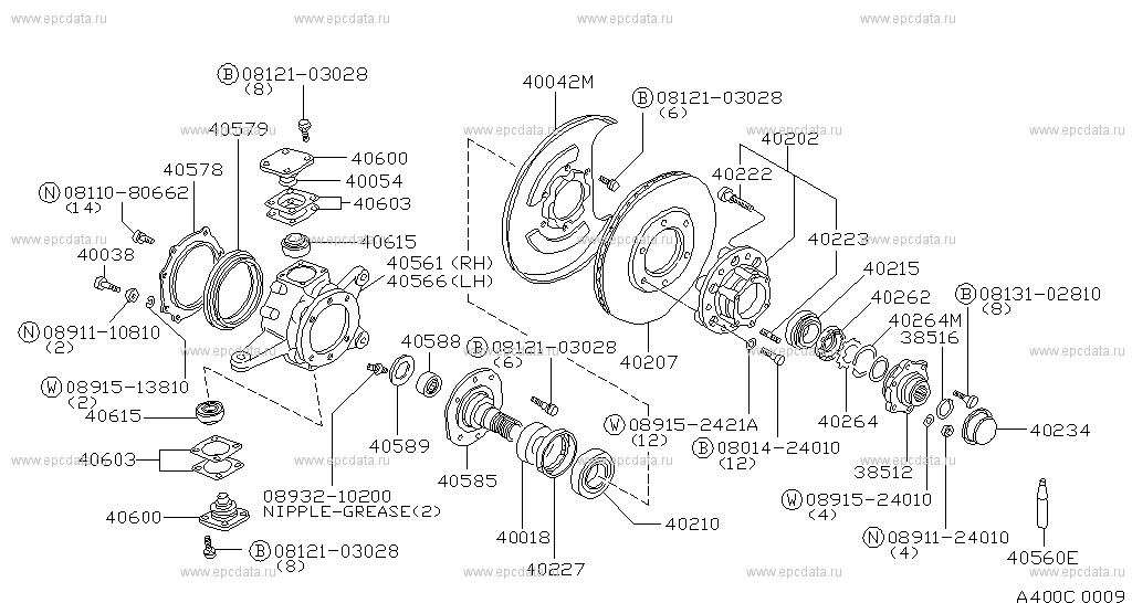 nissan sd33 engine diagram