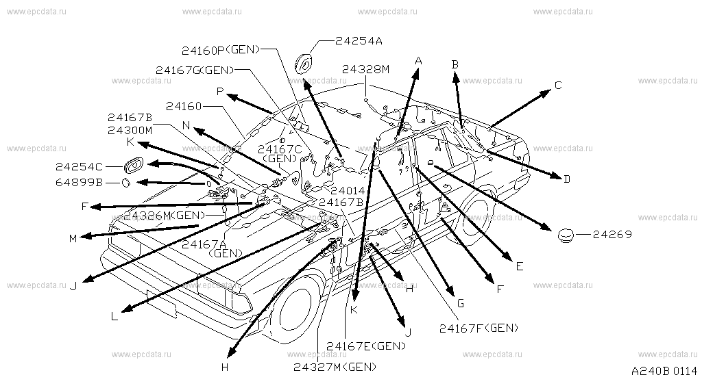 Nissan 910 Wiring Diagram